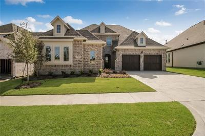 McKinney Single Family Home For Sale: 7025 Golf Club Drive
