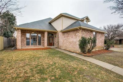 Fort Worth Single Family Home For Sale: 4800 Cable Drive