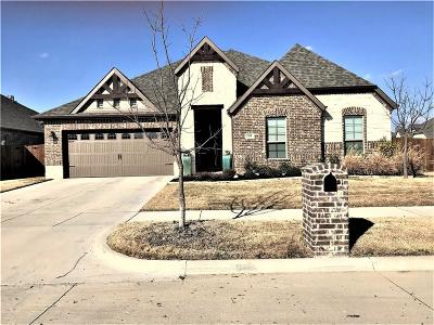 Waxahachie Single Family Home For Sale: 351 Strait Lane