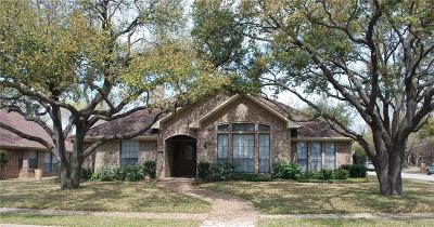 Single Family Home For Sale: 2109 Menton Drive