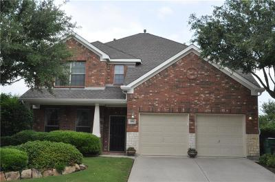 Fate Single Family Home For Sale: 474 Price Drive