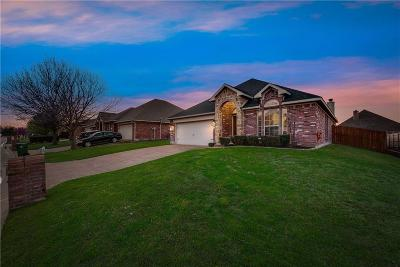 Dallas County, Denton County, Collin County, Cooke County, Grayson County, Jack County, Johnson County, Palo Pinto County, Parker County, Tarrant County, Wise County Single Family Home For Sale: 147 Overland Trail