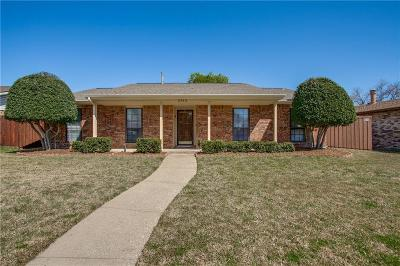 Garland Single Family Home For Sale: 2913 Flagstone Drive
