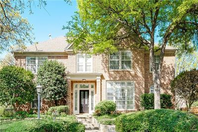 Southlake Single Family Home Active Contingent: 680 Truelove Trail