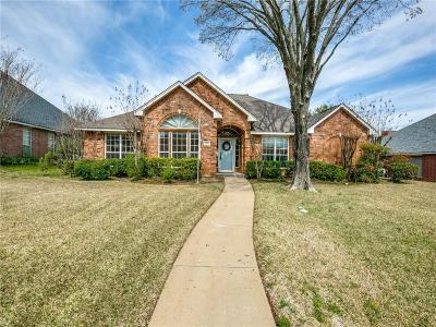 Desoto Single Family Home For Sale: 1401 Buxton Drive
