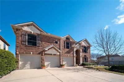 Fort Worth Single Family Home For Sale: 5100 Quail Feather Drive