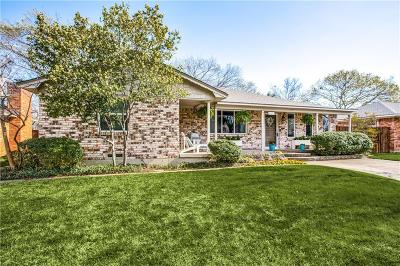 Dallas County Single Family Home For Sale: 8578 Sweetwater Drive