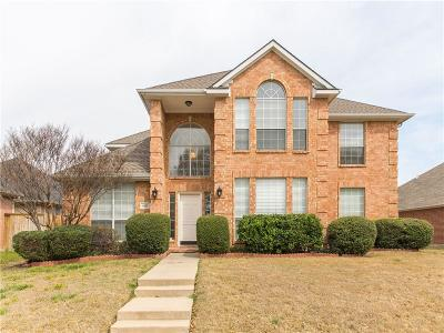 Plano Single Family Home For Sale: 4629 Knoll Hollow Trail
