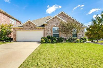 Single Family Home For Sale: 9700 Burwell Drive