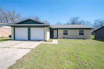 Cedar Hill Single Family Home For Sale: 1209 Saturn Drive