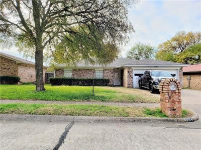 Irving Residential Lease For Lease: 2724 Marta Drive
