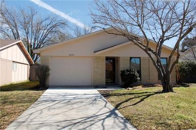 Dallas County, Denton County, Collin County, Cooke County, Grayson County, Jack County, Johnson County, Palo Pinto County, Parker County, Tarrant County, Wise County Single Family Home For Sale: 6005 Maple Lane
