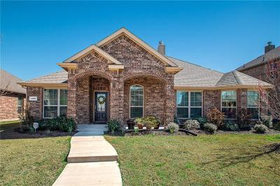 Rockwall Single Family Home For Sale: 1297 Crescent Cove Drive