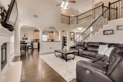 Fort Worth Single Family Home For Sale: 2737 Los Alamos Trail