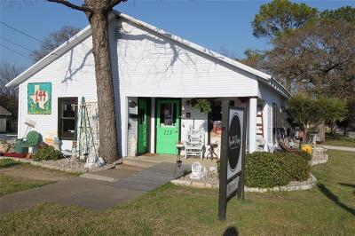 Granbury Commercial For Sale: 123 S Morgan Street