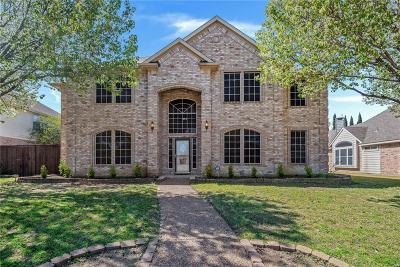 The Colony Single Family Home For Sale: 6433 Marlar Lane