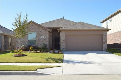 Dallas, Fort Worth Single Family Home For Sale: 1724 Placitas Trail
