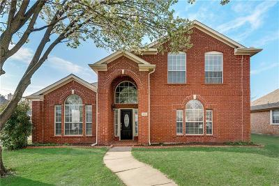 Allen Single Family Home For Sale: 1010 Stoneport Lane