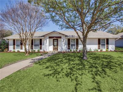 Dallas County Single Family Home For Sale: 7415 Chattington Drive