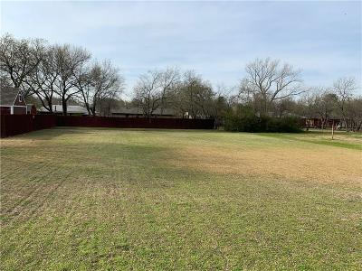 Denton Residential Lots & Land For Sale: Tbd Kings Row
