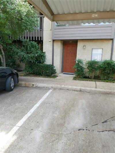 Irving Residential Lease For Lease: 4535 N O Connor Road #1213