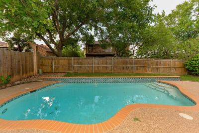 Denton County Single Family Home For Sale: 1816 Hamilton Drive