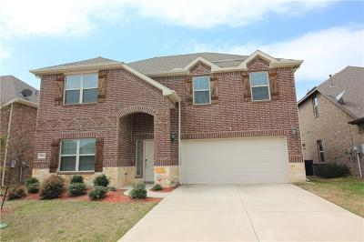 Little Elm Single Family Home For Sale: 1900 Abby Creek Drive
