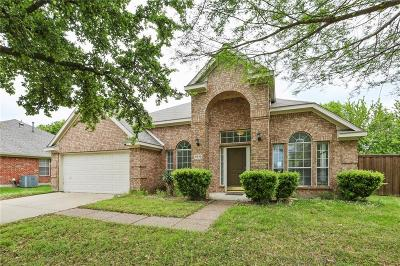 Dallas County, Denton County, Collin County, Cooke County, Grayson County, Jack County, Johnson County, Palo Pinto County, Parker County, Tarrant County, Wise County Single Family Home For Sale: 9910 Madison Drive