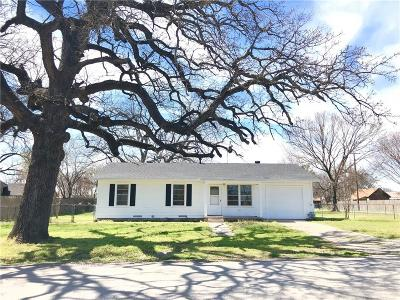 Parker County Single Family Home For Sale: 229 N Ash Street
