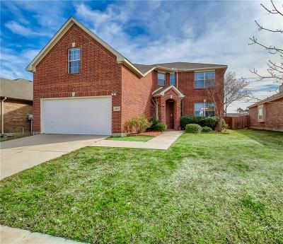 Little Elm Single Family Home For Sale: 1001 Lone Pine Drive