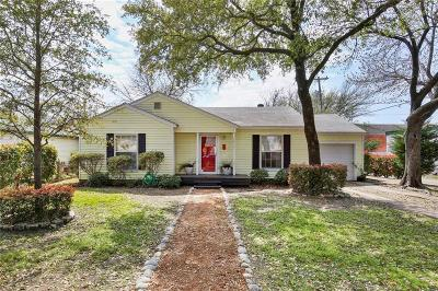 Dallas County Single Family Home For Sale: 1217 Fuller Drive