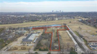 Westworth Village Residential Lots & Land For Sale: 321 Burton Hill Road