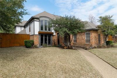 Plano Single Family Home For Sale: 3713 San Juan Circle