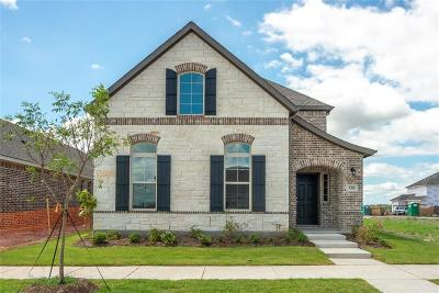 Little Elm Single Family Home For Sale: 1304 Green Leaf Drive