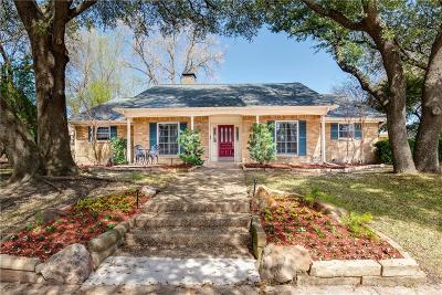 Plano Single Family Home For Sale: 4004 Old Orchard Drive