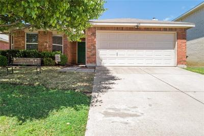 Denton County Single Family Home For Sale: 1621 Thornhill Lane