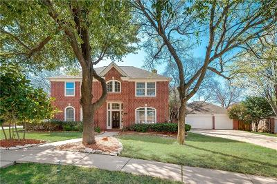 Single Family Home For Sale: 8620 Castle Creek Court