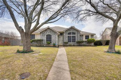 Desoto Single Family Home For Sale: 912 Carmela Drive