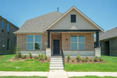 Little Elm Single Family Home For Sale: 1309 Sage Way