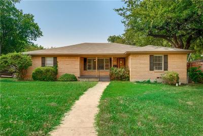 Dallas Single Family Home For Sale: 2355 Oldbridge Drive