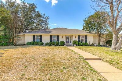 Fort Worth Single Family Home For Sale: 5104 Blue Sage Road