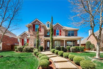 Wylie Single Family Home Active Option Contract: 1703 Tamarack Drive