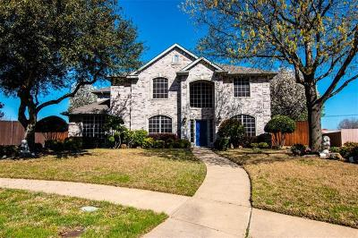 Garland Single Family Home For Sale: 2918 Grasmere Street
