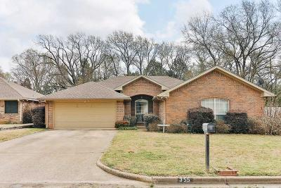 Canton Single Family Home Active Contingent: 355 River Oaks Lane