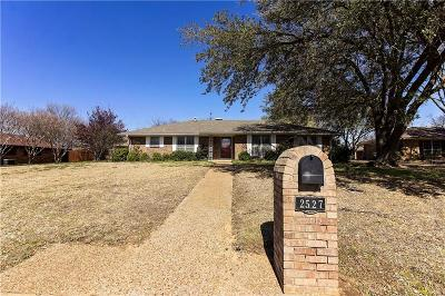 Denison Single Family Home For Sale: 2527 Brookhaven
