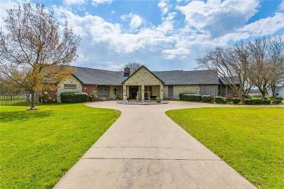 Maypearl Single Family Home For Sale: 511 Brigman Road