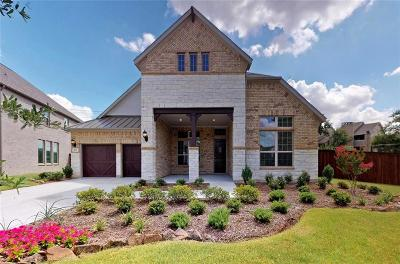 Collin County, Denton County Single Family Home For Sale: 1601 Hardeman Lane
