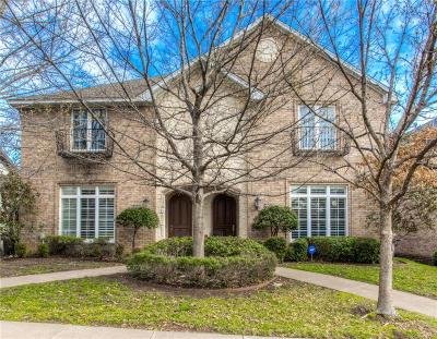 Arlington Heights Townhouse For Sale: 4606 El Campo Avenue