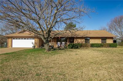 Azle Single Family Home For Sale: 1821 Glendale Drive