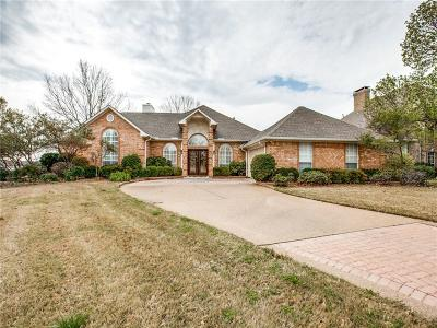 Fort Worth Single Family Home For Sale: 6300 Mesa Ridge Drive